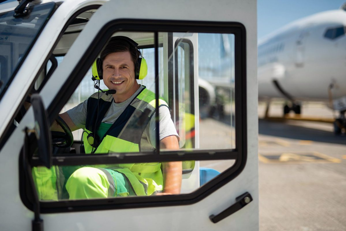 Mezzi Aeroportuali Targa Telematics Compliancy