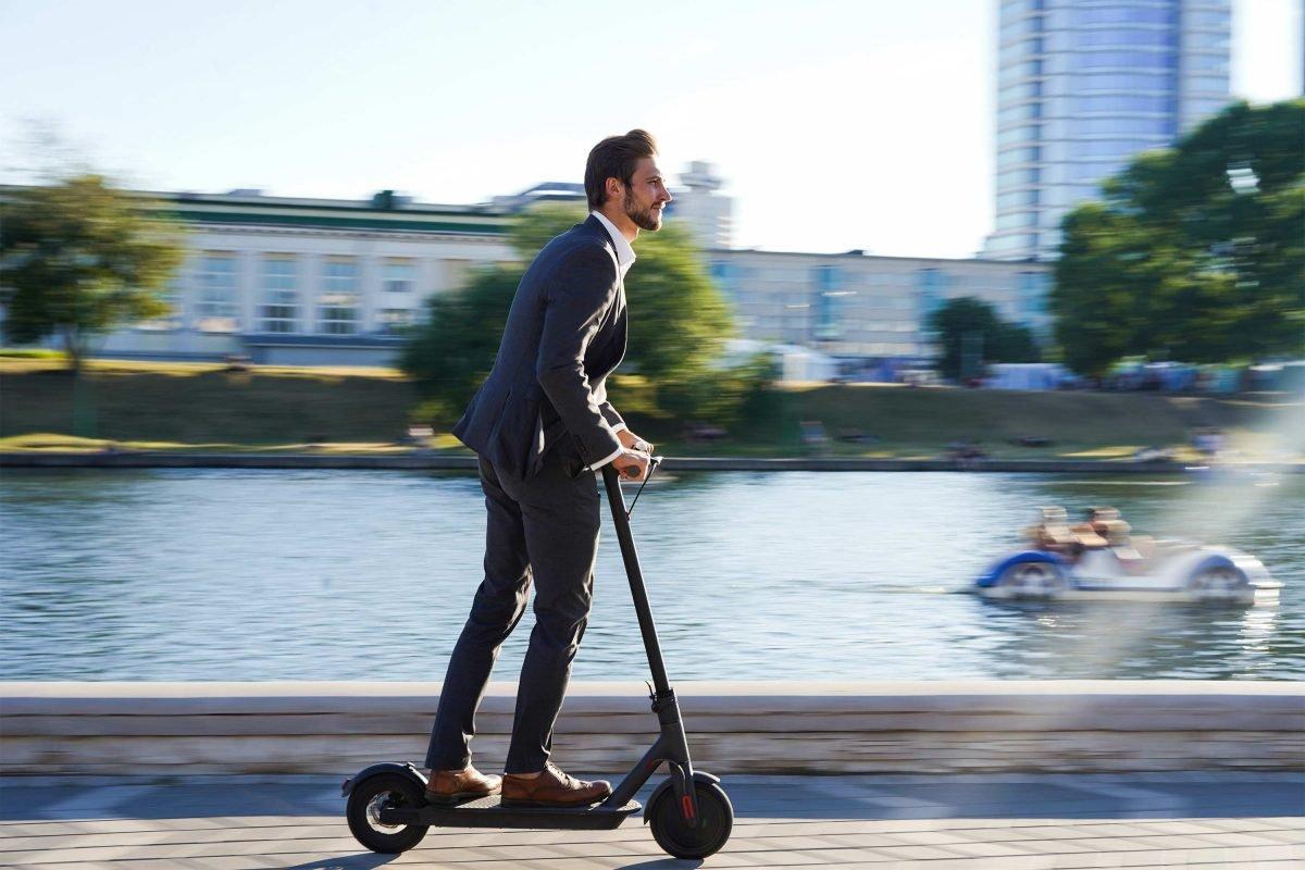 Smart Mobility Targa Telematics Bike/ Scooter Sharing