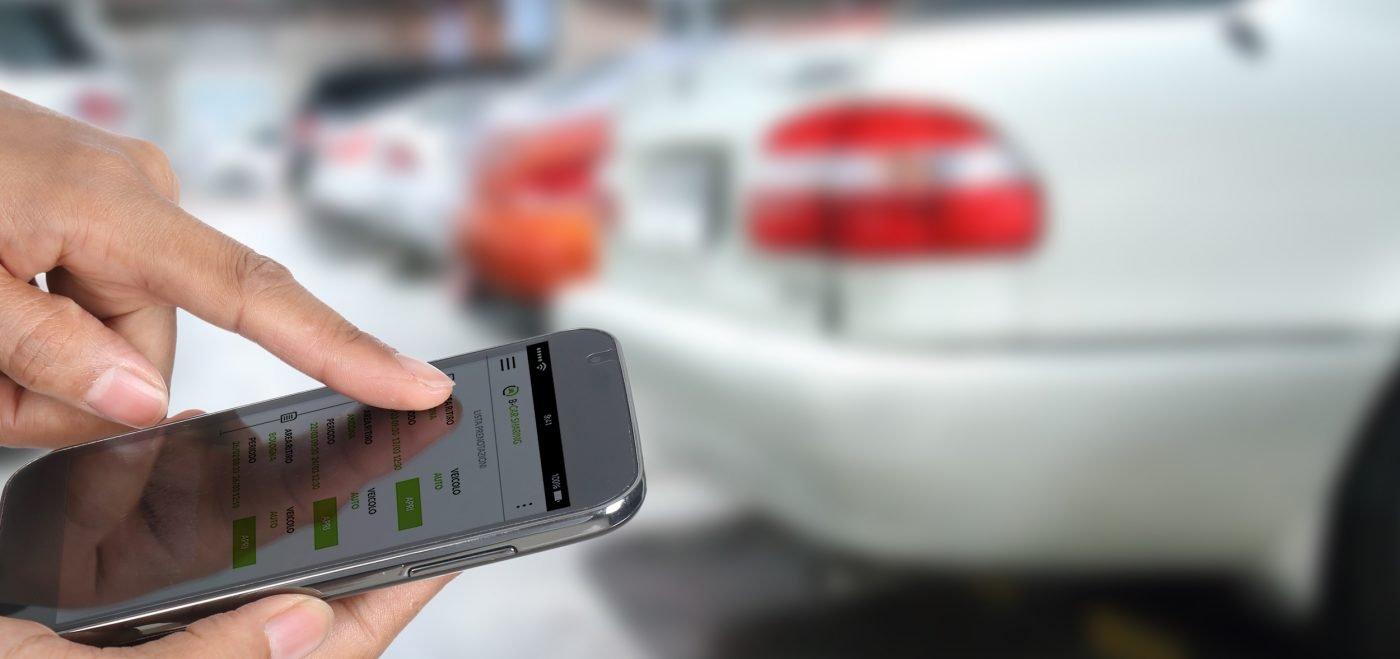 Smart Mobility Targa Telematics Corporate Car Sharing