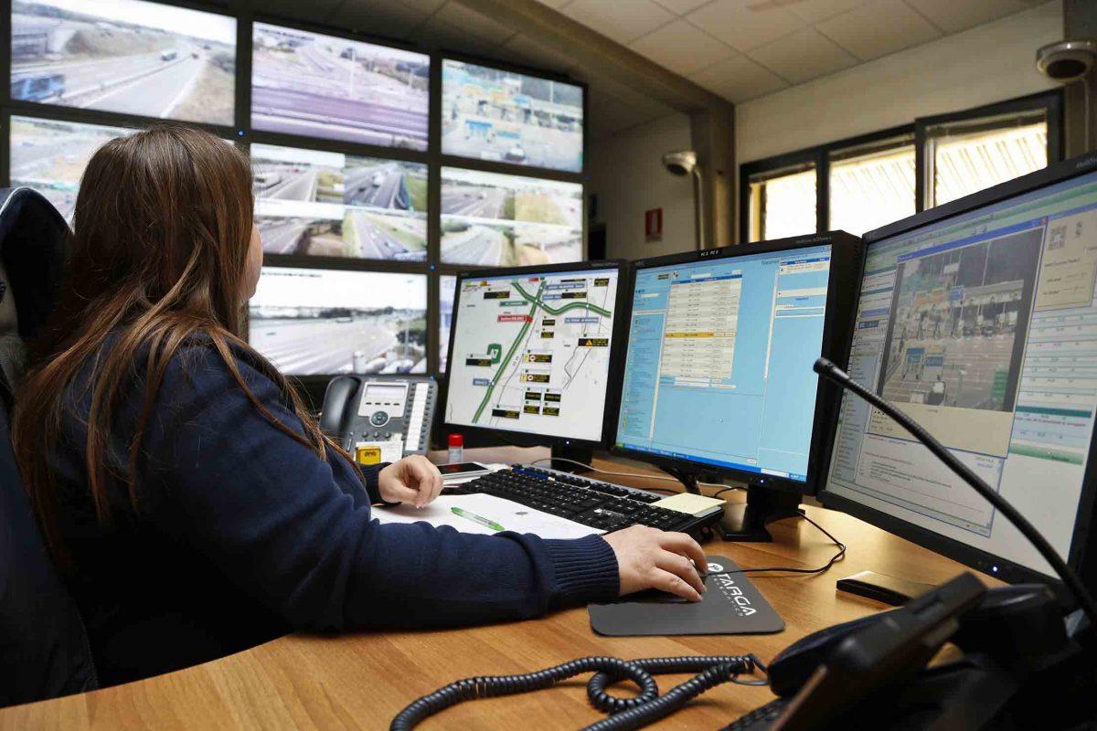 Supporto Targa Telematics Centrale Operativa